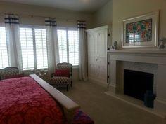 Model home H master bedroom
