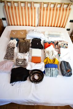 Comfy maxi dress & Packing segment : Wendy's Lookbook