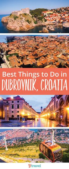Tips on the best things to do in Dubrovnik, Croatia. What to see and do, where to eat and stay. #Dubrovnik #Croatia #Europe