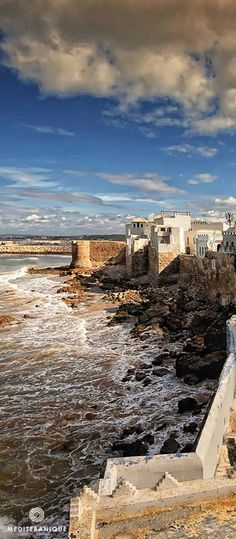 Asilah, Morocco. For luxury hotels in Morocco visit http://www.mediteranique.com/hotels-morocco/