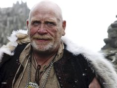 Concept for Lord Riata, Alswyn and Bridei's father for Soul in Ashes Episode 3 by Shauna E. Black (original image is Scottish actor James Cosmo in the TV series Merlin)