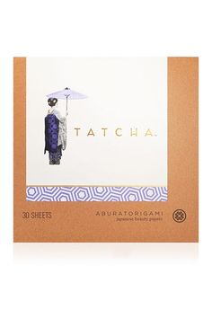 Keep a pack of these all-natural, oil-absorbing blotting sheets for the inevitable pre-, mid-, and post-holiday party shine. Tatcha Original Aburatorigami Japanese Blotting Papers, $12, available at Tatcha.
