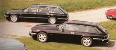Jaguar estates x2: xjs eventer and an xj40 estate