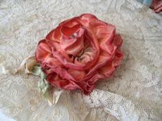 Golden Rust Rose