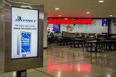 Ejemplos de Digital Signage en Venezuela por @imvinet #CCCT