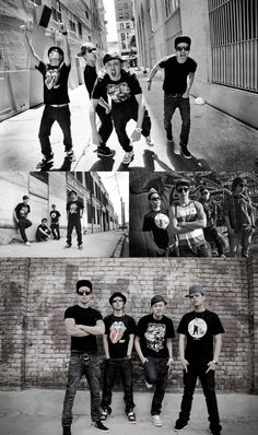 5zic, Young Cream, Kangnam, Sims  M.I.B. Most Incredible Busters <3