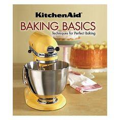 Baking Basics Cook Book