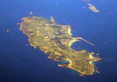 """Chapter 13. Alderney (""""Ridia""""). Photo: Marcella."""
