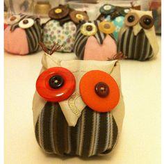 Little owl (Handmade by TigerPants)