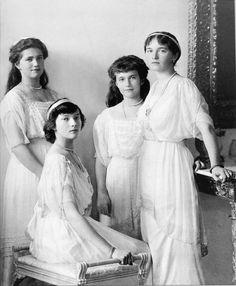 OTMA - the Romanov girls