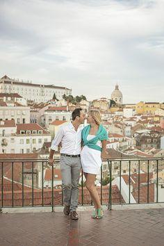 Sessãoo de Namoro. Lisboa.