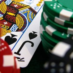 Poker, in the book, represents the risk in life.