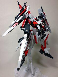 GUNDAM GUY: 1/100 Arios Gundam - Customized Build