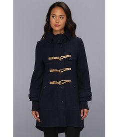 Free People Boiled Wool Jacket Rich Navy - Zappos.com Free Shipping BOTH Ways $209