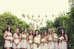 Vintage Wedding Pink Color Theme - Rustic Wedding Chic Vintage Style Bridesmaid Dresses, Wedding Dresses, Pink Wedding Theme, Allure Bridal, Vintage Stil, Wedding Styles, Wedding Ideas, Friend Wedding, California Wedding