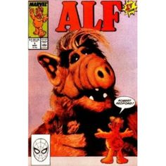 Alf Issue: 1 Series: 1988-1992