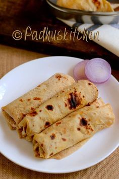 Chapati Rolls-Vegetable Paneer Chapati Rolls Recipe-Lunch Box Ideas for Work,School (Indian) – Padhuskitchen Indian Kids Lunch Box Ideas for School This could be so exciting, prepare to take pleasure in it too. Healthy School Snacks, Lunch Snacks, Box Lunches, Lunch Boxes, Chapati, Vegetarian Lunch, Vegetarian Recipes, Easy Cooking, Cooking Recipes