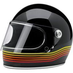 99e26c2ba3711 Biltwell Gringo S LE Spectrum Helmet Motorcycle Gear