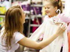 Tips Pilah Pilih Baju Lebaran Anak