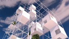 Atelier Zafari.Architecture | cube house