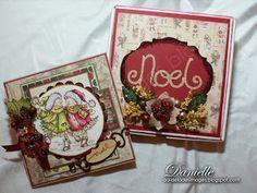 A box for each card! Chaque carte sa Boitatou