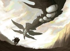 Shadow of the Colossus Fanart by zekitty on DeviantArt Shadow Of The Colossus, Character Concept, Concept Art, Character Drawing, Video Game Art, Video Games, Art Folder, Anime, Fauna