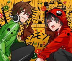 Originalshipping (Red x Green)