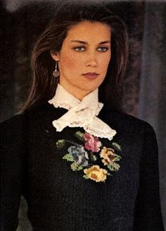 Kristin Clotilde Darnell - who went by her middle name as a model - once laughed at her own image.
