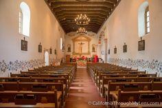 Mission San Luis Obispo de Tolosa: The Fifth California Mission - California Through My Lens San Luis Obispo Mission, San Luis Obispo California, California Missions, Place Of Worship, Places To Visit, Mission Report, Lens, Colorado, Home
