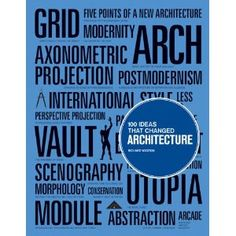 Richard Weston / 100 Ideas that Changed Architecture