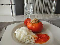 La cuisine en amateur de Maryline: Tomates farcies