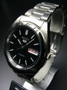 Seiko 5 Automatic Men's Watch SNX997K  nice under $100