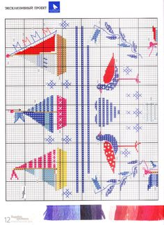 ru / Фото - С днём Победы! Cross Stitch Sea, Butterfly Cross Stitch, Cross Stitch Borders, Cross Stitch Samplers, Cross Stitch Charts, Cross Stitch Designs, Cross Stitching, Cross Stitch Embroidery, Cross Stitch Patterns