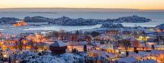 Winter morning in Stavern, #Norway