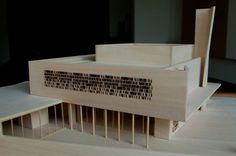 Architecture Office  -proposed design for the Muslim Community Center of Portland.  The mosque would be home to the city's oldest Islamic congregation, formed in 1969,