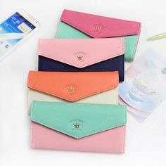 Buy 'iswas – 'With Alice' Series Wallet' with Free Shipping at YesStyle.ca. Browse and shop for thousands of Asian fashion items from South Korea and more!