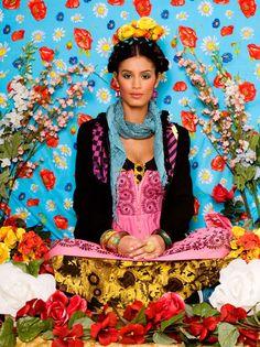 Ellen Stagg shoots Jaslene Gonzalez for Living Proof  http://www.livingproofmag.com