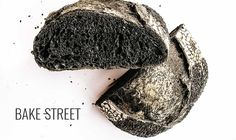 Sourdough charcoal bread - Bake-Street.com