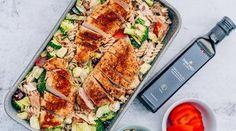 Oppskrifter – Enriched Food Gazpacho, Bruschetta, Guacamole, Hummus, Pesto, Quiche, Mango, Chicken, Breakfast
