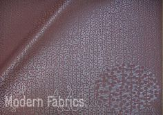 Brentano Floating Leaves 7909 : Frosted Plum 07