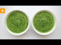 Зеленый коктейль - лекарство от всех болезней! Белковый коктейль с зеленью от Мармеладной Лисицы - YouTube