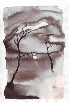 LA SOGA AL CIELO: Tinta china y barro blanco