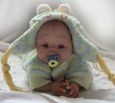 Art doll by Trice Ooak Babies