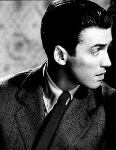 Jimmy Stewart. Old movies, classic.