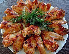 Куриные крылышки в медово-соевом соусе. - Простые рецепты Овкусе.ру