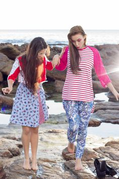 Maritime Memories – Leisure Wear by TAMTRUM | Adele Kloppers