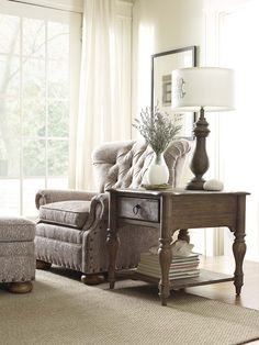 Weatherford End Table | Kincaid | Home Gallery Stores