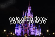 Donee , like a thousand times , ;) but ya know , Disney never get's old for me :D I go at least once a year to all the parks