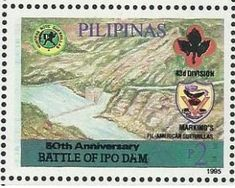 Stamp: End of World War II - 50th Anniversary (Philippines) (End of World War II - 50th Anniversary) Mi:PH 2611