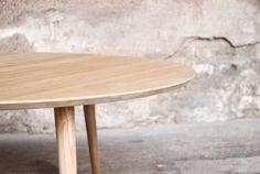 TABLE BASSE RONDE EN BAMBOU, SUR-MESURE, ESPRIT VINTAGE CRÉATION GENTLEMEN DESIGNERS http://www.gentlemen-designers.fr